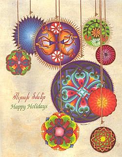 Winter Break And Armenian Christmas Viterbi Voices