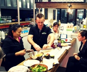 Special Events - Photo from one of our Cooking Classes