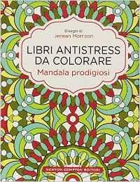 Mandala- Libri da colorare