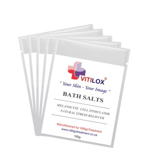 Vitilox® Bath Salts to Relieve Stress
