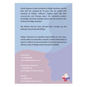 Vitiligo Treatment Back Cover