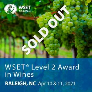 vitis house wset level 2 award in wines