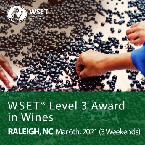 vitis house wset level 3 award in wines