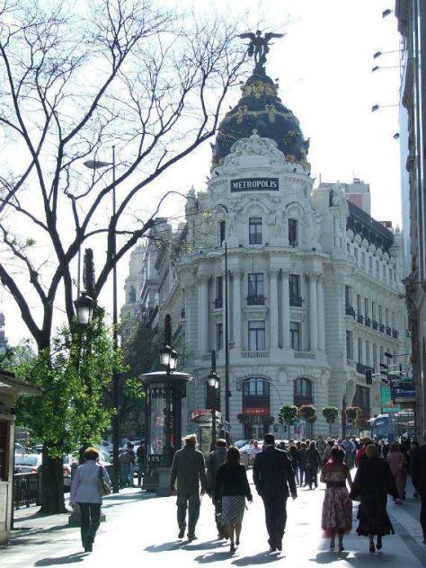 edificio metrópolis gran via