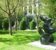 Secret gardens of Madrid