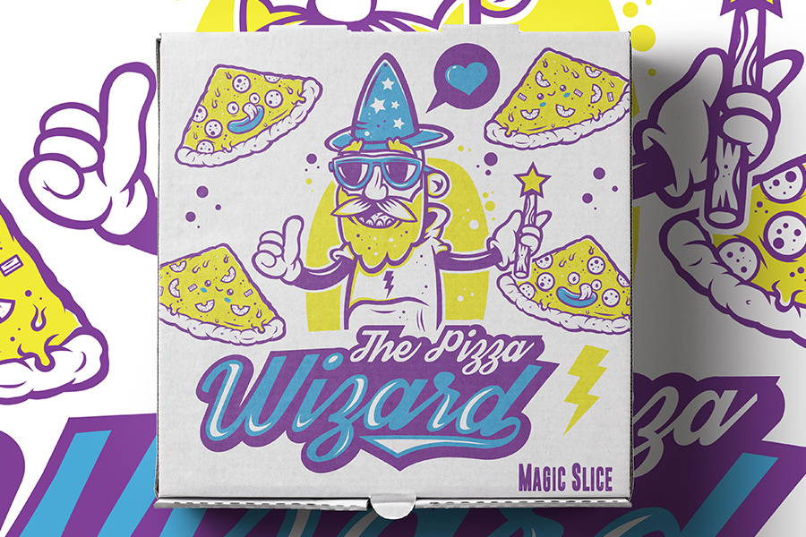 The Pizza Wizard