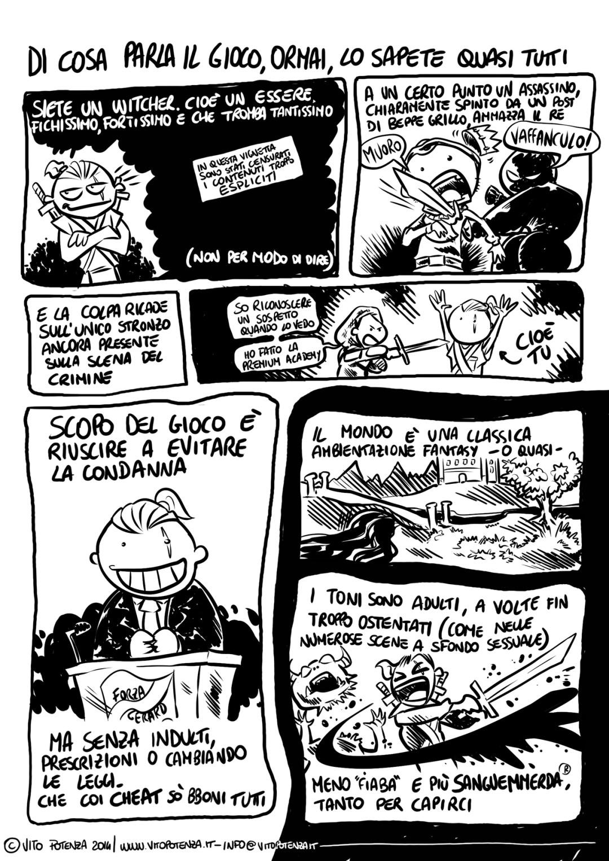 The Witcher 2: Una recensione a fumetti [PAG.3]