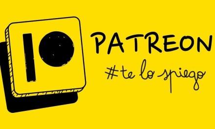 Che cos'è Patreon? #telospiego!