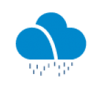 Chuva fraca ou chuvisco