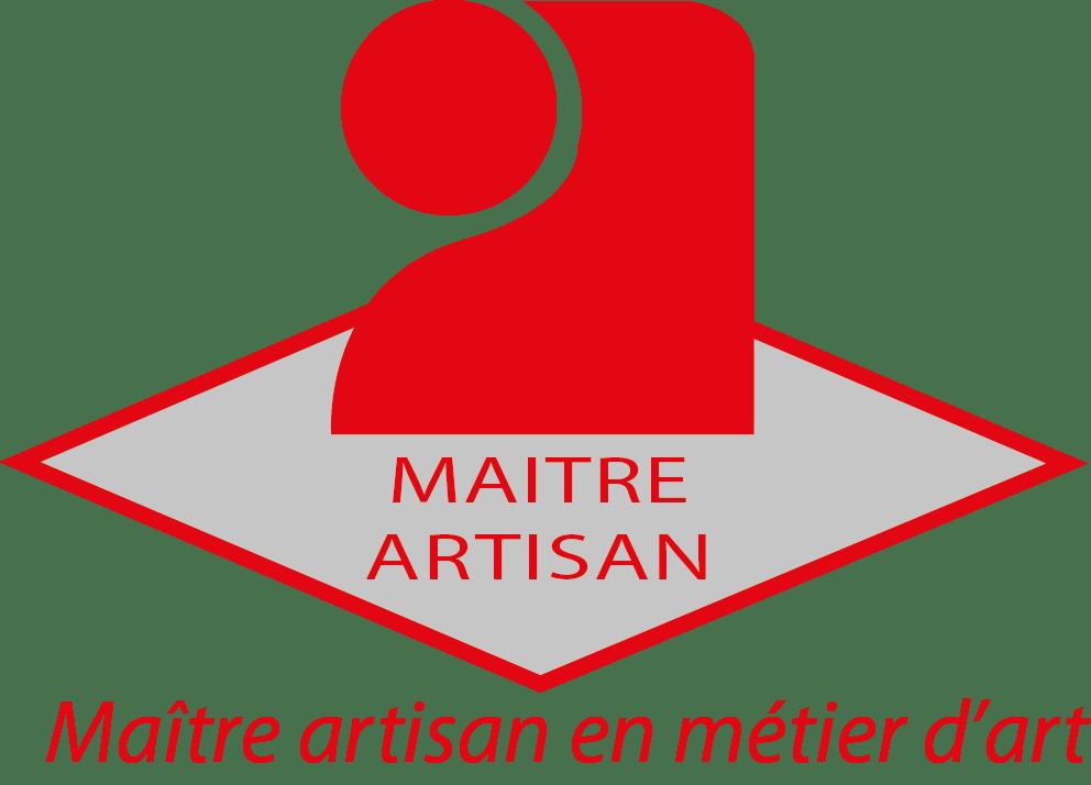 logo maitre artisan métier d'art
