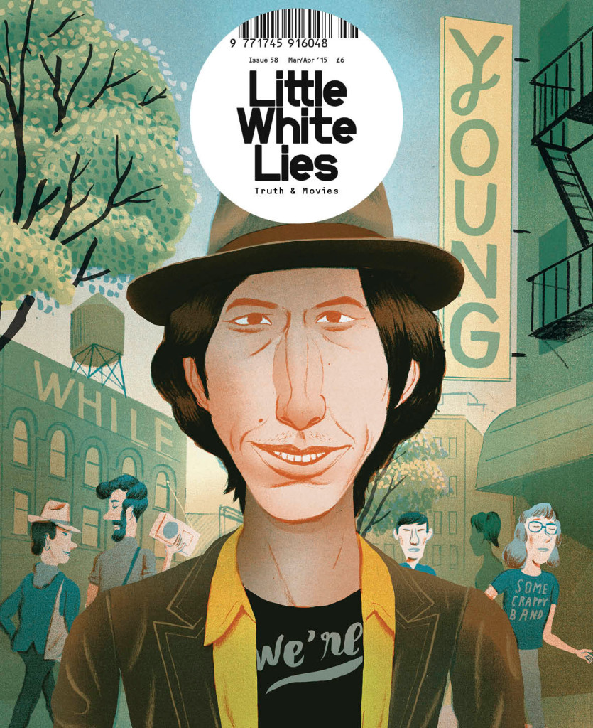Little White Lies #58: While We're Young