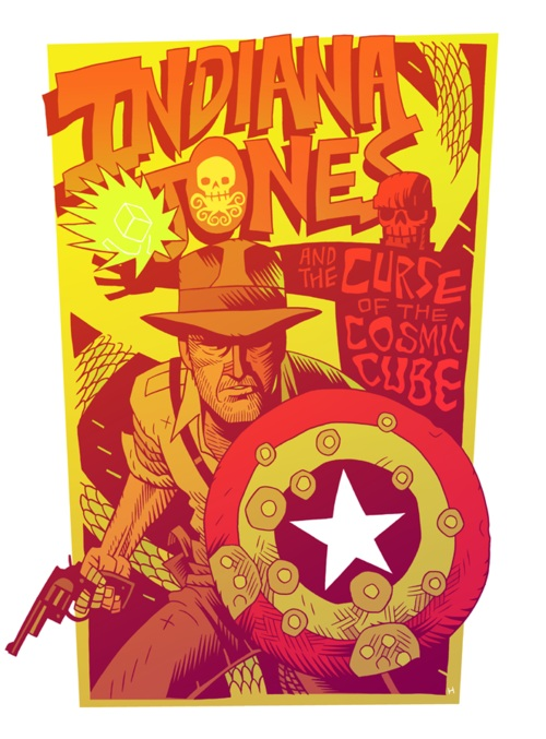 Indiana Jones e a Maldição do Cubo Cósmico