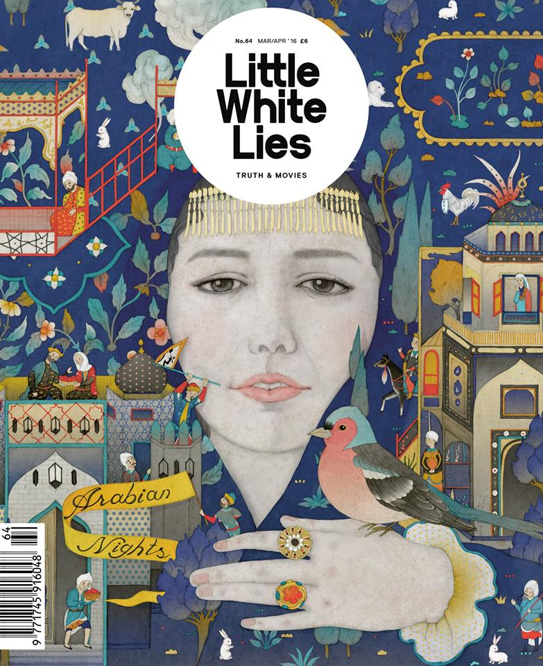 Little White Lies #64: Arabian Nights