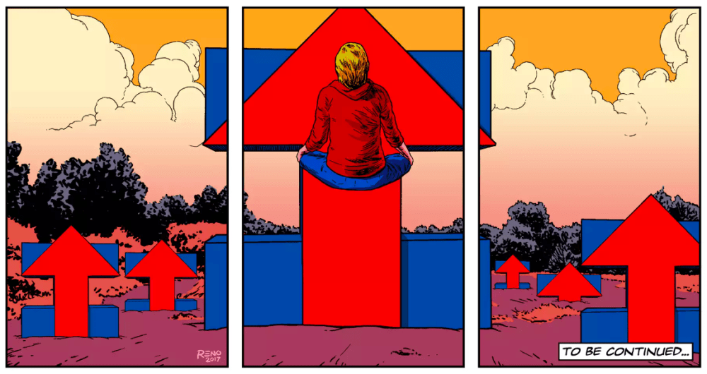 Who Watches The Men? Uma HQ sobre a presidência de Donald Trump no estilo de Watchmen