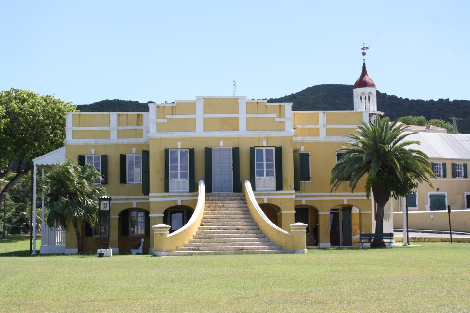 Christiansted, St Croix