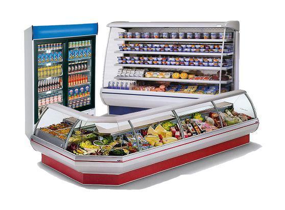 Торговое оборудование для супермаркета