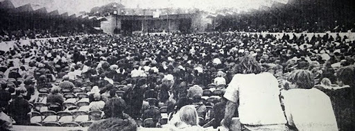 Festival Internacional de Música Pop de Monterrey- vitrina rock