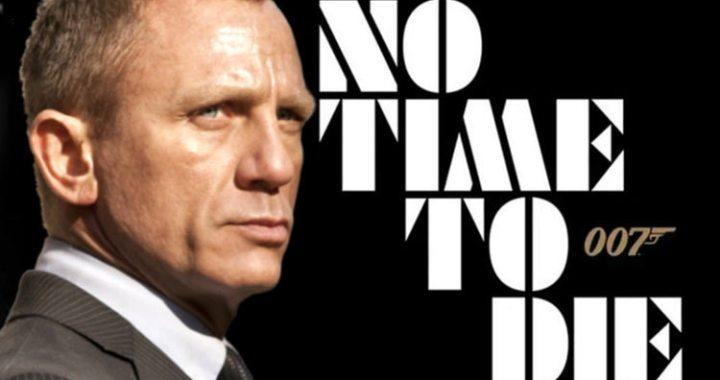 """Nuevo Tráiler de """"No Time To Die"""" de James Bond"""
