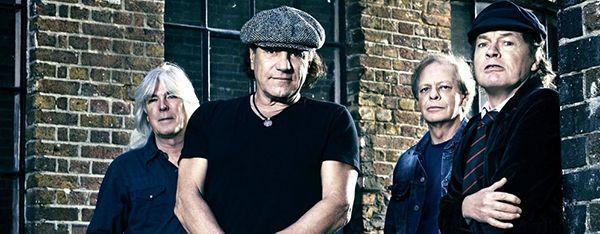 AC/DC podría haber confirmado su regreso