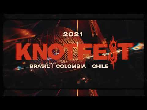 KNOTFEST: Teaser anunciando Brasil, Chile y Colombia para 2021