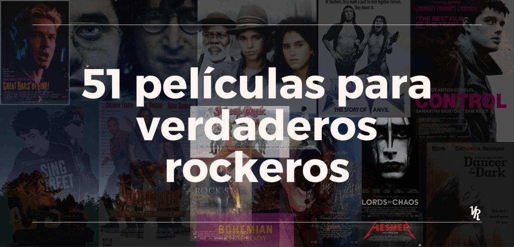 51 películas para verdaderos rockeros