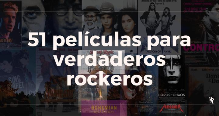 51 películas esenciales que todo fanático del rock debe conocer