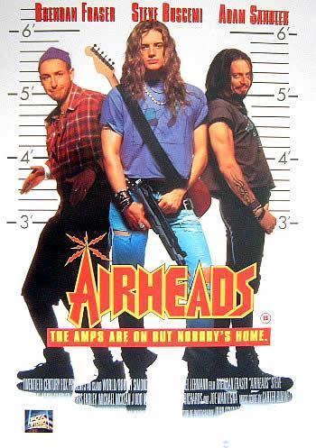 airheads pelicula vitrina rock
