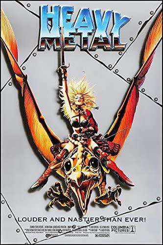 heavy metal pelicula vitrina rock