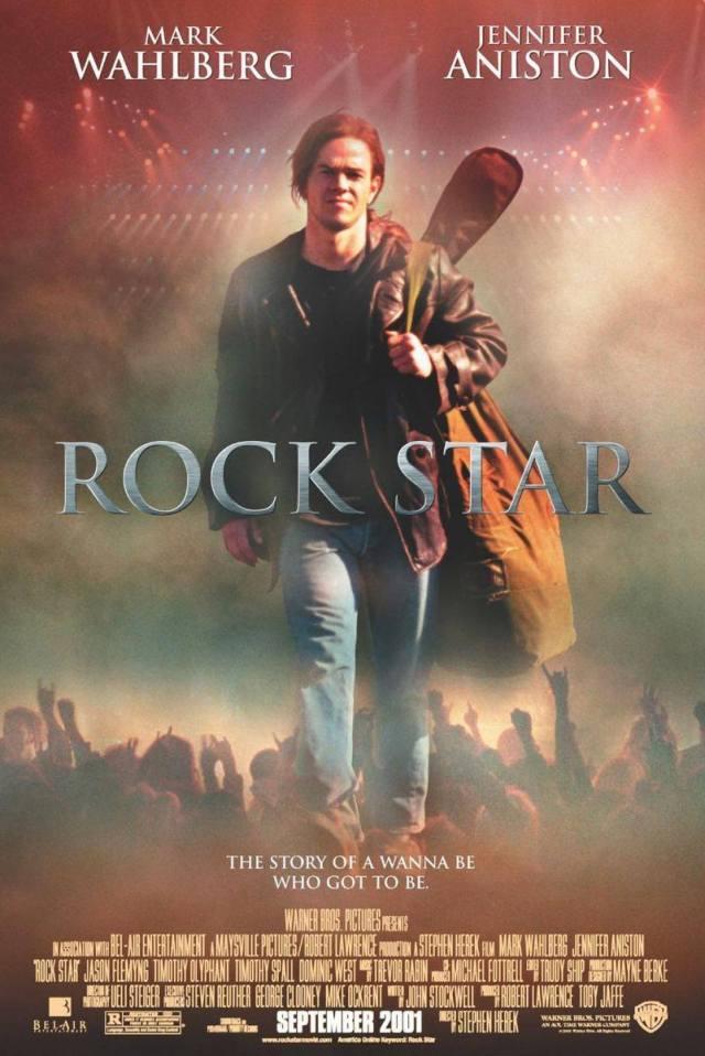 rockstar pelicula vitrina rock