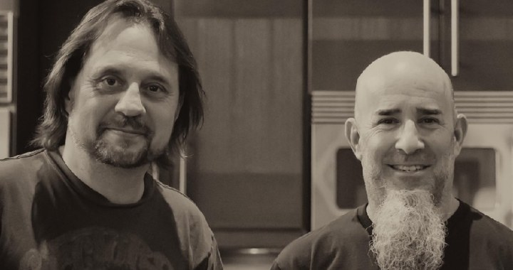"Scott Ian y Dave Lombardo, en la banda sonora de ""Thunder Force"" de Netflix"