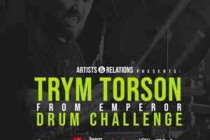 Ignited: el baterista se une a 1Minute2Metal de Trym Torson de Emperor
