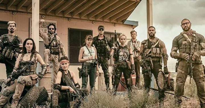 """""""Ejército de los Muertos"""" de Zack Snyder se estrenará pronto en Netflix"""