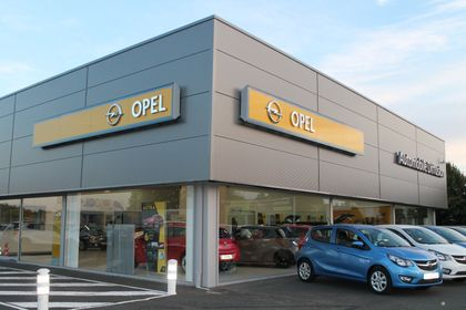concessionnaire opel chatellerault