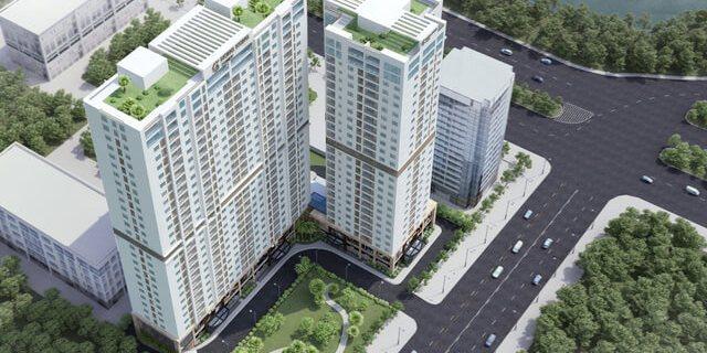 Dự án chung cư HongKong Tower 243A Đê La Thành