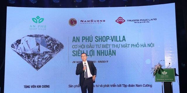Lễ mở bán Biệt thự An Phú Shop Villa Dương Nội