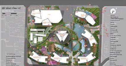 Quy hoạch dự án chung cư Vinhomes Cao Xà Lá Nguyễn Trãi