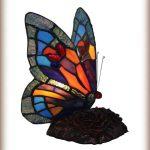 πεταλούδα βιτρώ tiffany LΤ29
