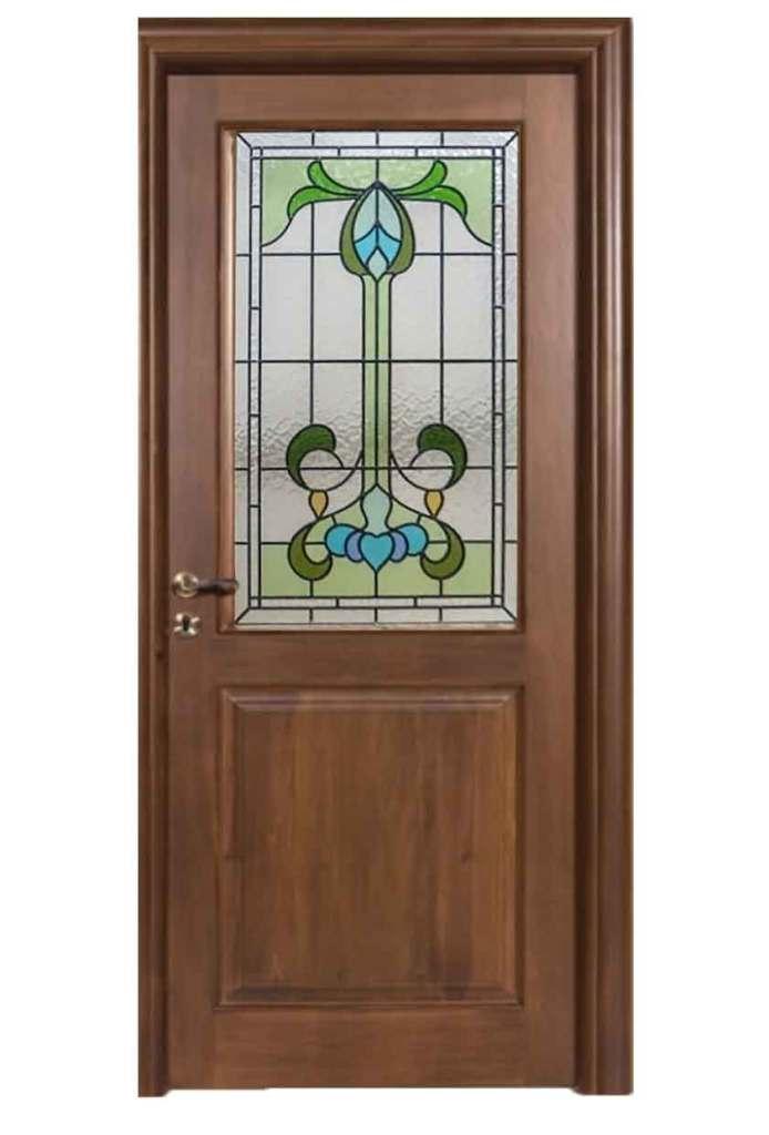 ξύλινες πόρτες εσωτερικές
