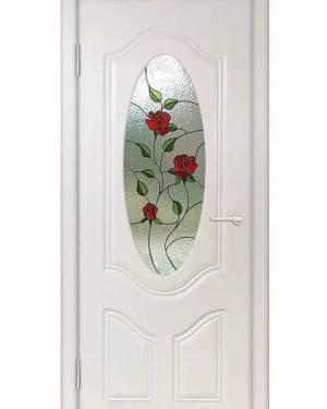 λευκη πορτα