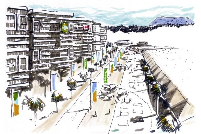 Projeto da Vila Olímpica do Rio 2016, Rio de Janeiro