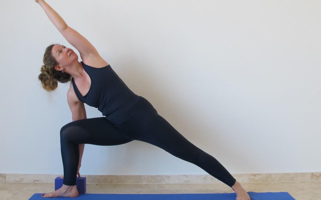 8-ugers yogasæson til dig i Vitten Forsamlingshus