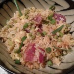 Angry Pig Fried Rice
