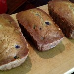Aunt Sue's Blueberry Bread