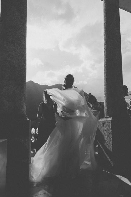 Elopement wedding photographer Italy
