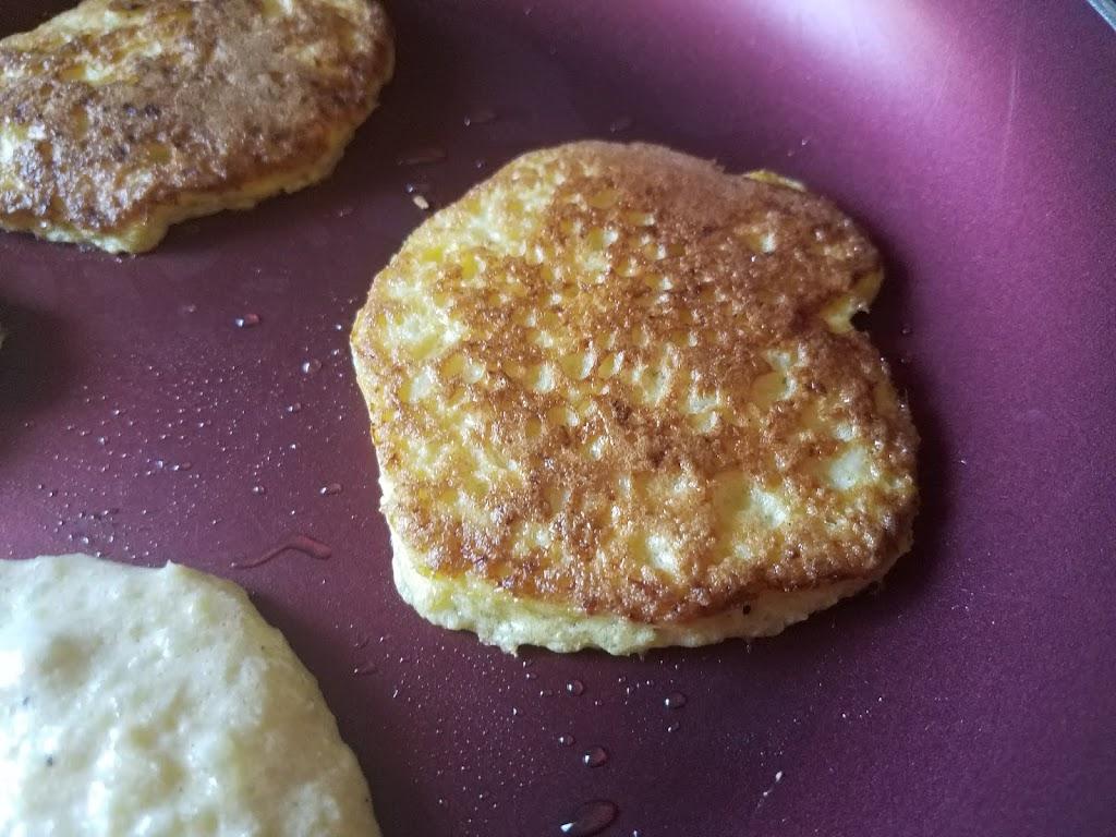 savory cauliflower pancakes fritters fluffy