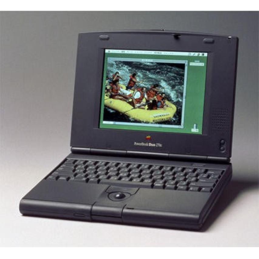 (1992) PowerBook Duo 270c