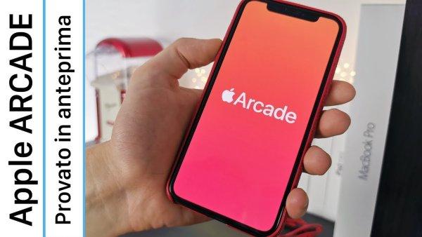 Apple Arcade: ecco tutti i 53 giochi disponibili al lancio e la memoria che richiedono