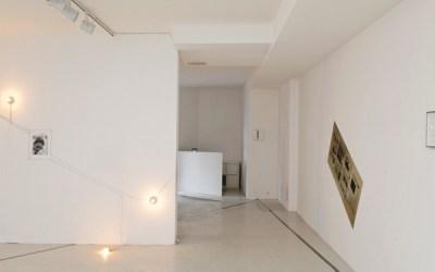 Floor/Ceiling Piece (ten hours walking and talking in Paris with Adrian McGrath), 2014