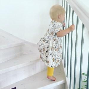階段上りの訓練