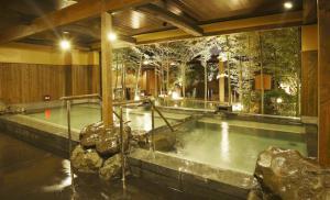 Kansai /Hyougo Public bath nanobehanoyu_rotenburo